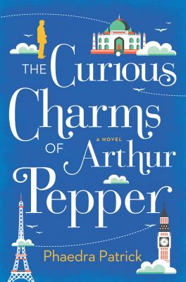 Cover image for The Curious Charms of Arthur Pepper