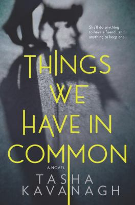Cover image for Things We Have in Common