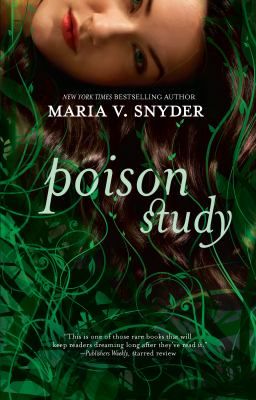Cover image for Poison Study