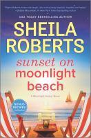 Sunset on Moonlight Beach
