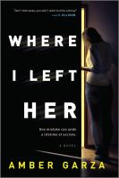 Where I Left Her : A Novel.