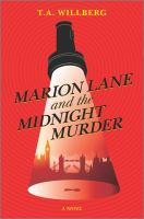 Marion Lane And The Midnight Murder: A Novel *