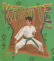 Karate in Action