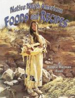 Native North American Foods and Recipes