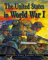 The United States in World War I
