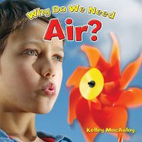 Why Do We Need Air