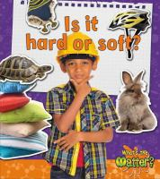 Is It Hard Or Soft?