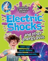 Image: Electric Shocks and Other Energy Evils