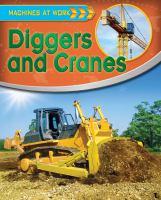 Diggers And Cranes
