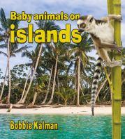 Baby Animals on Islands