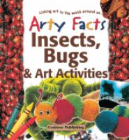 Insects, Bugs, & Art Activities