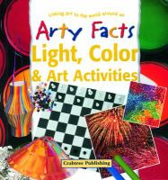 Light, Color & Art Activities