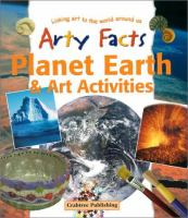 Planet Earth & Art Activities