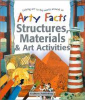 Structures, Materials & Art Activities