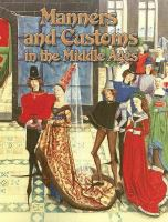 Manners and Customs in the Middle Ages