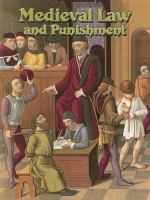 Law and Punishment in the Middle Ages