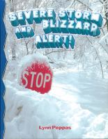 Severe Storm and Blizzard Alert!
