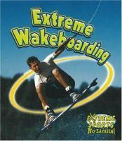Extreme Wakeboarding