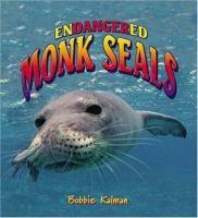 Endangered Monk Seals