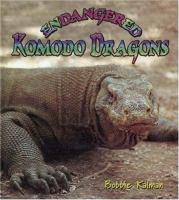Endangered Komodo Dragons