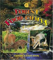 Forest Food Chains (Food Chains Series)