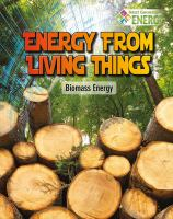 Energy From Living Things
