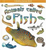 Animals Called Fish