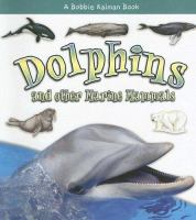 Dolphins and Other Marine Mammals