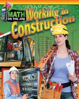 Working in Construction