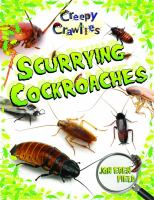 Scurrying Cockroaches