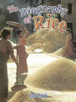 The Biography of Rice