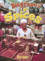 The Biography of Spices