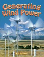Generating Wind Power