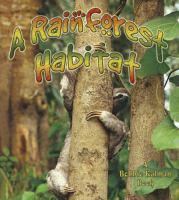 A Rainforest Habitat