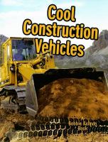 Cool Construction Vehicles