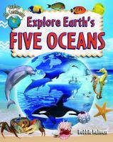 Explore Earth's Five Oceans
