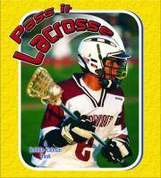 Pass It Lacrosse