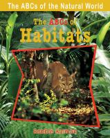 The ABCs of Habitats
