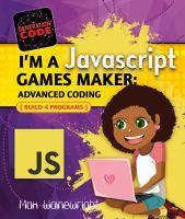 I'm A JavaScript Games Maker