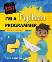 I'm A Python Programmer