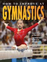 How to Improve at Gymnastics