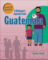 A Refugee's Journey From Guatemala