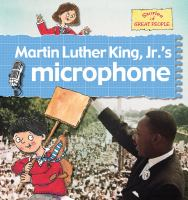 Martin Luther King, Jr.'s Microphone