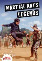 Martial Arts Legends
