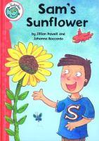Sam's Sunflower