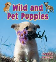 Wild and Pet Puppies