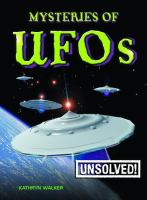 Mysteries of UFOs
