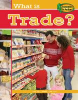 What Is Trade?