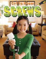 Get to Know Screws