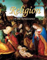 Religion in the Renaissance